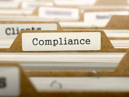 Compliance Alphabet Soup