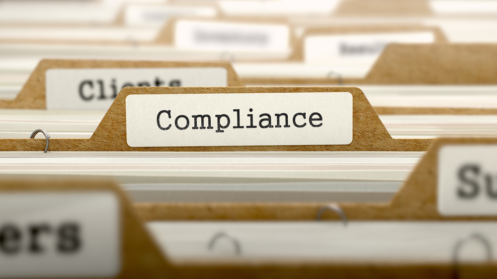 Compliance Alphabet Soup