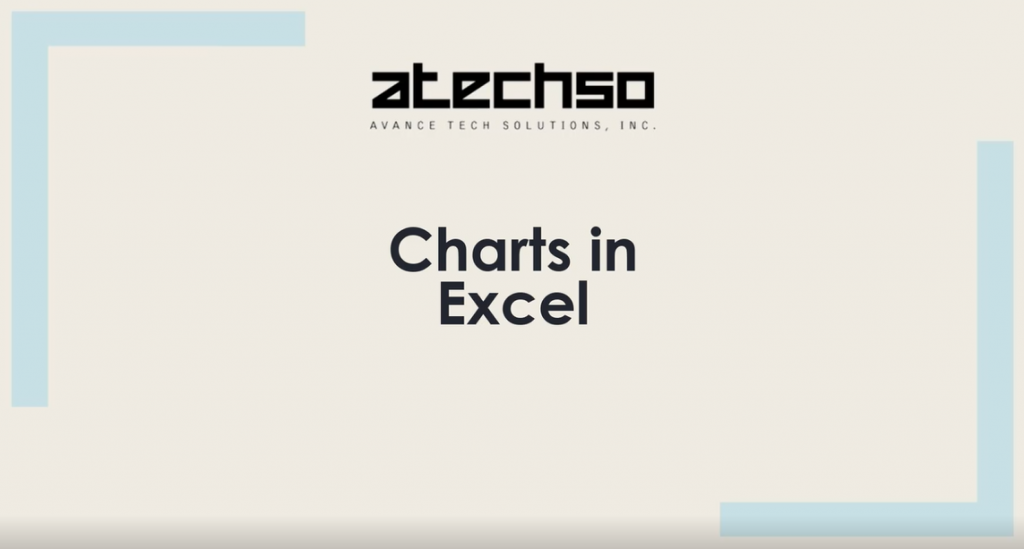 Excel- Creating Charts
